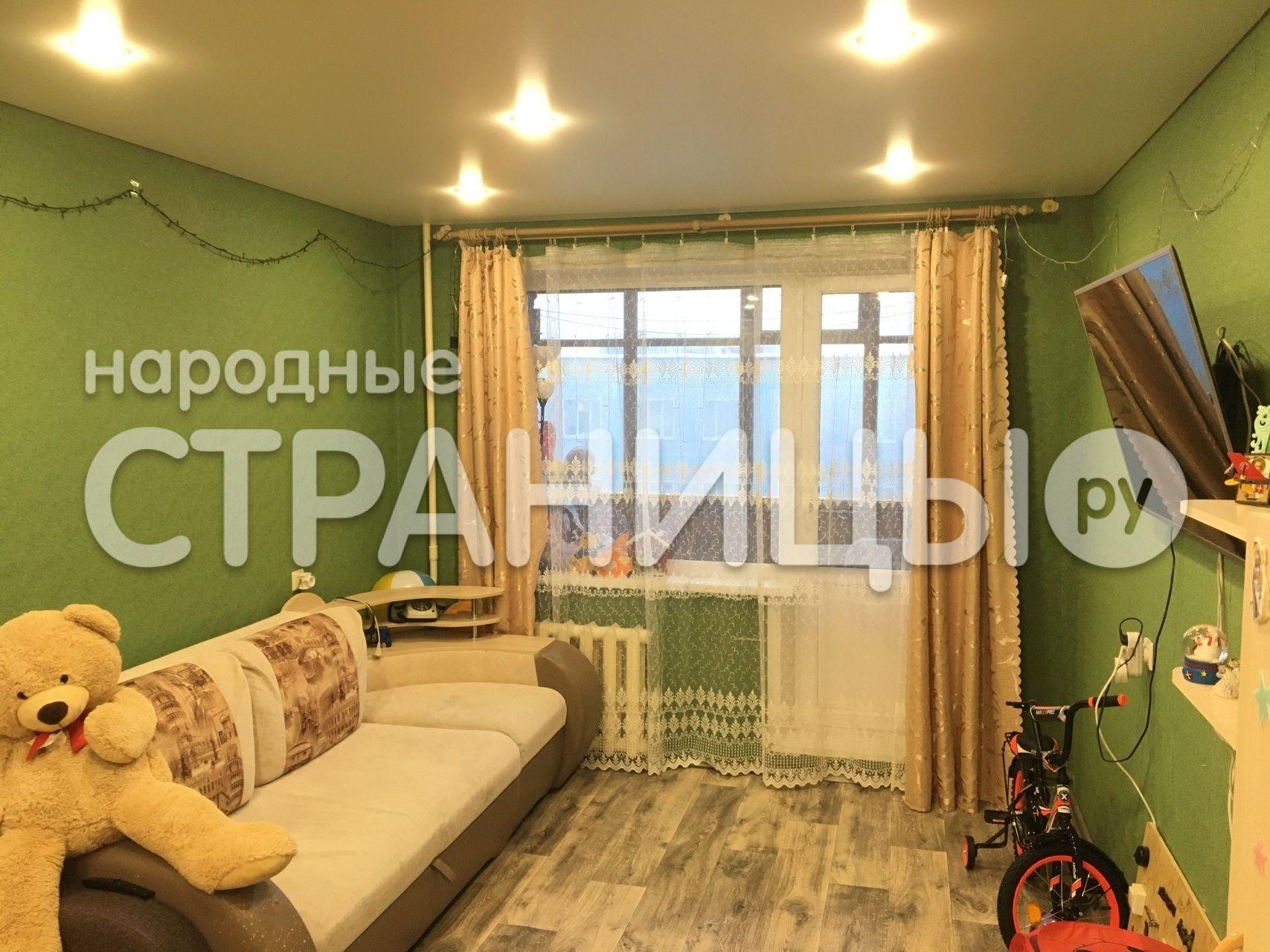 1-комнатная квартира, 34.9 м²,  8/10 эт. Панельный дом