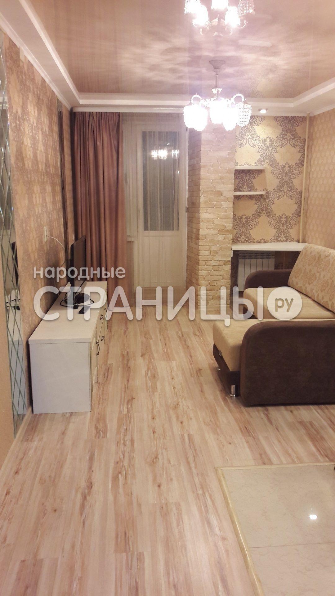 1-комнатная квартира, 30.0 м²,  14/17 эт. Кирпичный дом