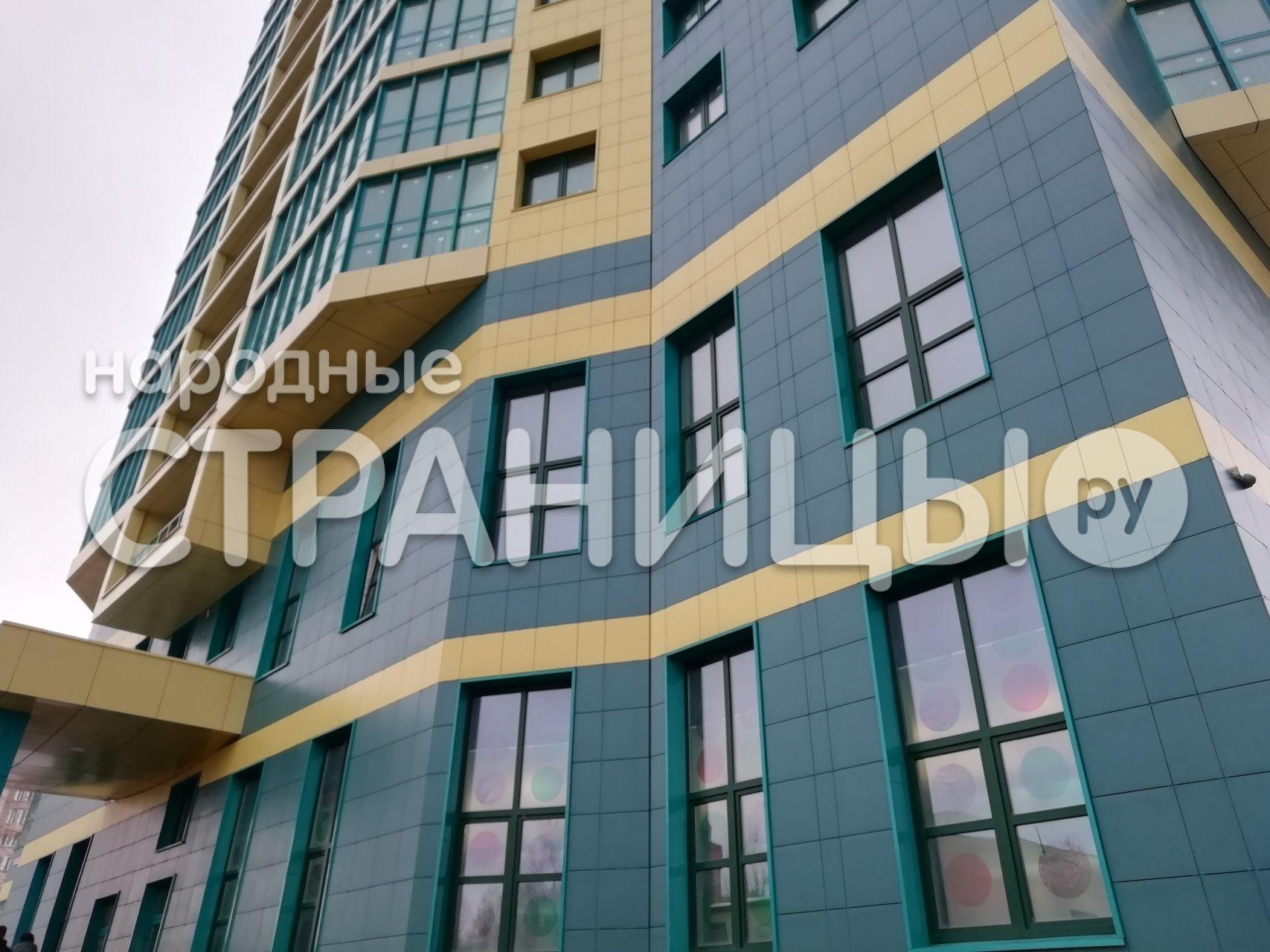 3-комнатная квартира, 81.9 м²,  15/24 эт. Деревянный дом