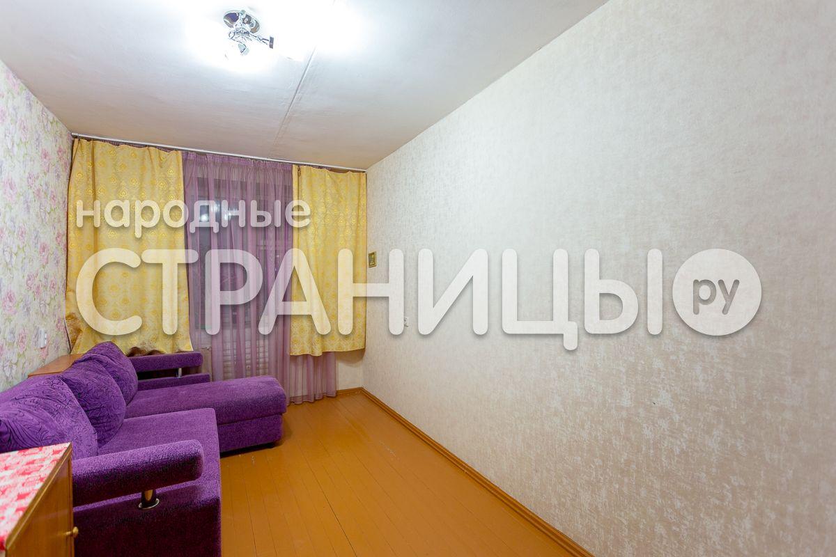 3-комнатная квартира, 64.6 м²,  1/10 эт. Кирпичный дом