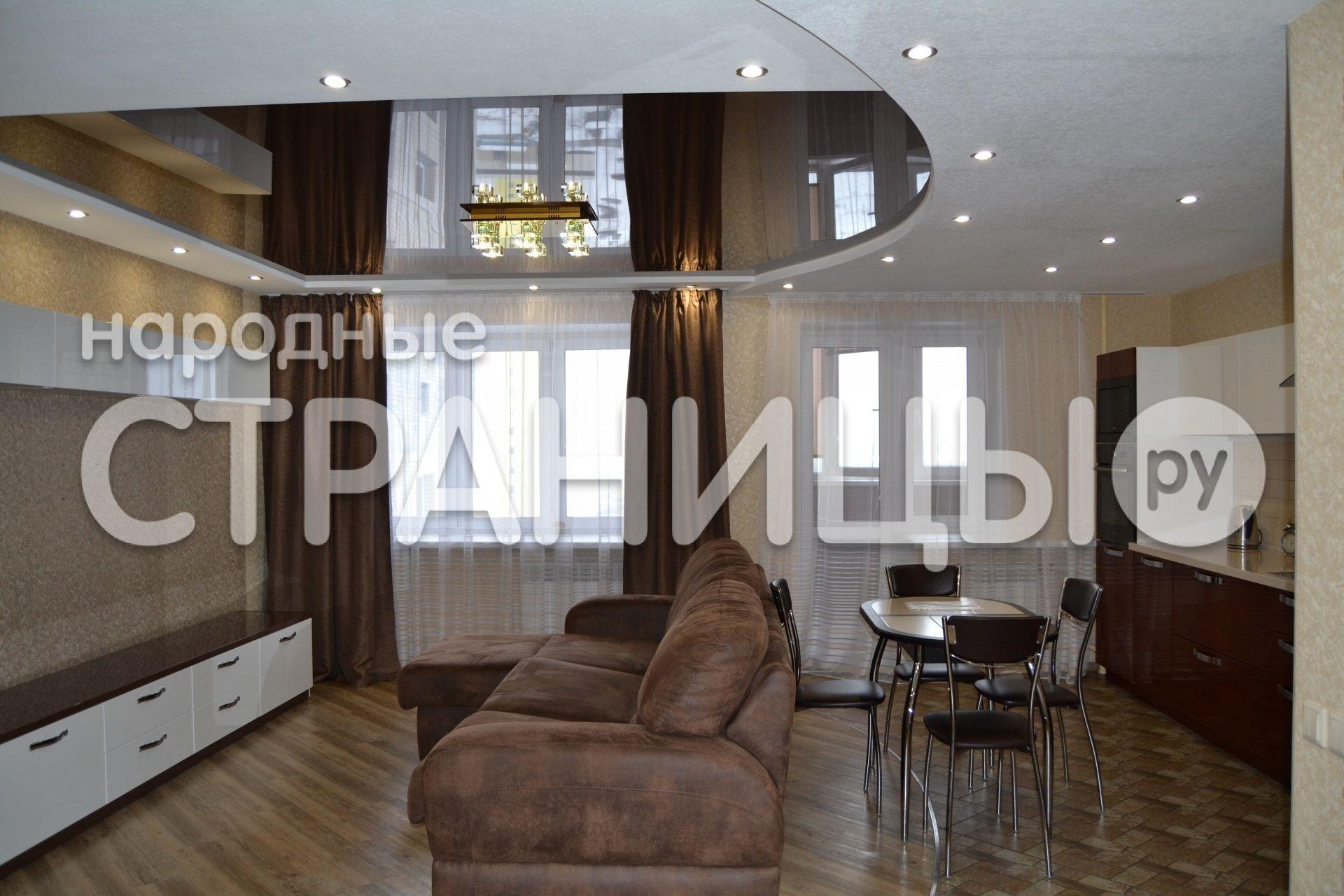 1-комнатная квартира, 42.4 м²,  14/14 эт. Кирпичный дом
