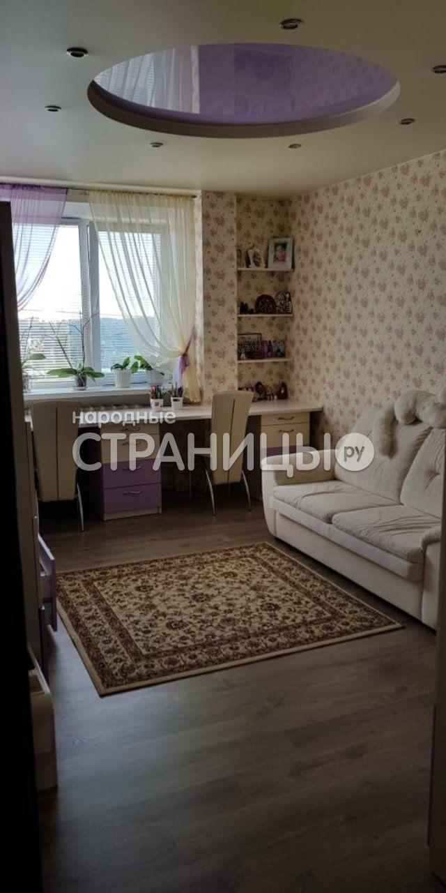 3-комнатная квартира, 84.8 м²,  4/5 эт. Кирпичный дом