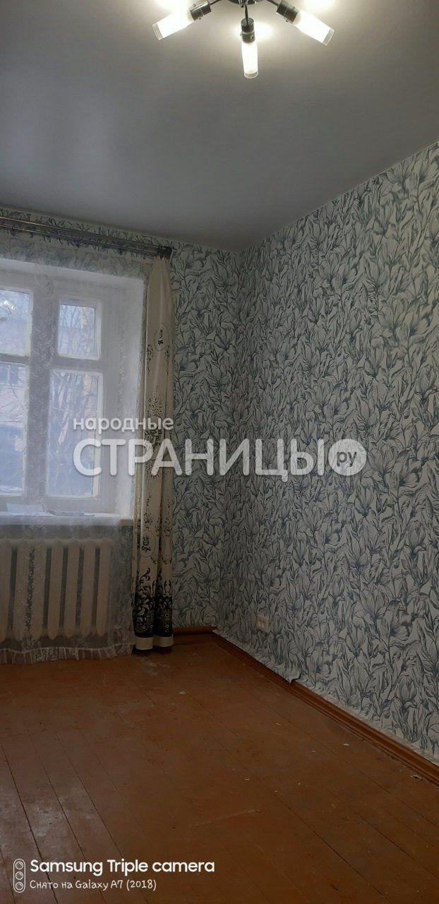 Комната в 1-к кв. 1 этаж, 14.0 кв.м.