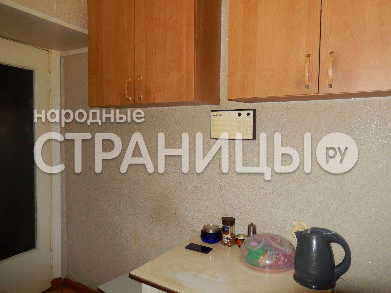 3-комнатная квартира, 63.0 м²,  3/5 эт. Кирпичный дом