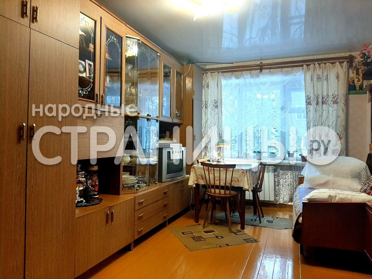 Комната в 5-к кв. 3 этаж, 97.0 кв.м.