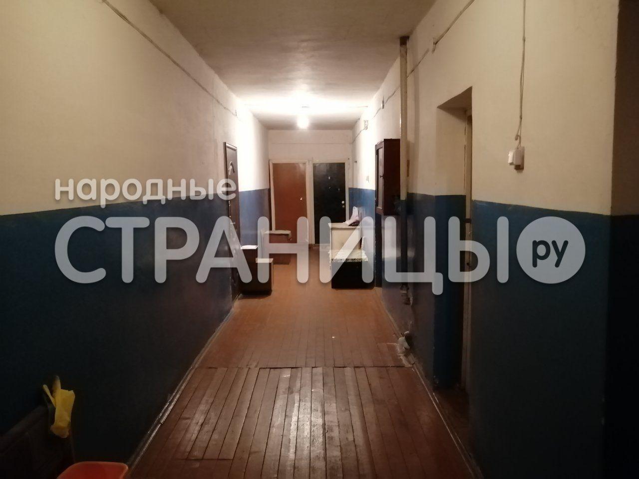 Комната в 1-к кв. 1 этаж, 24.0 кв.м.
