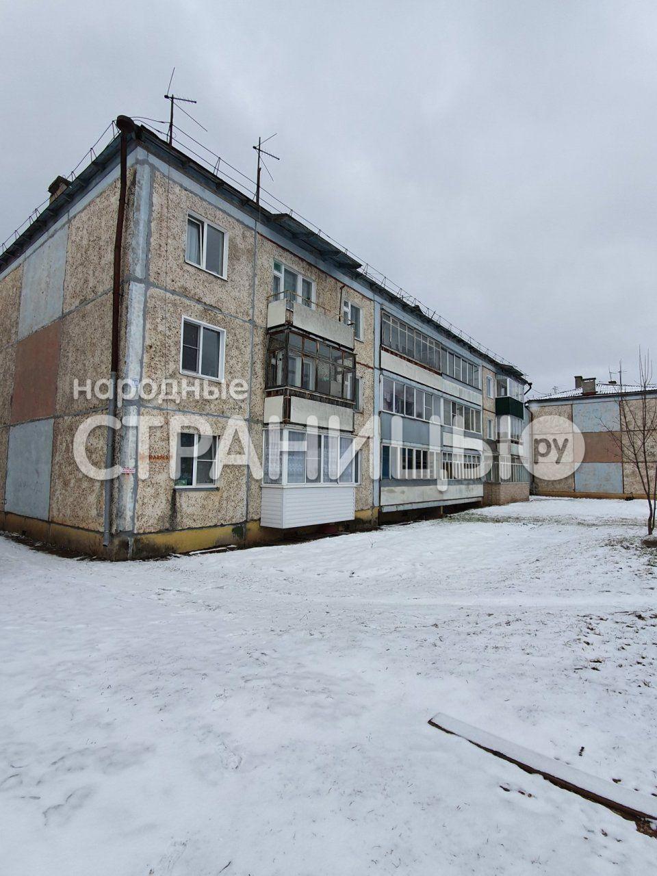 3-комнатная квартира, 58.8 м²,  3/3 эт. Панельный дом