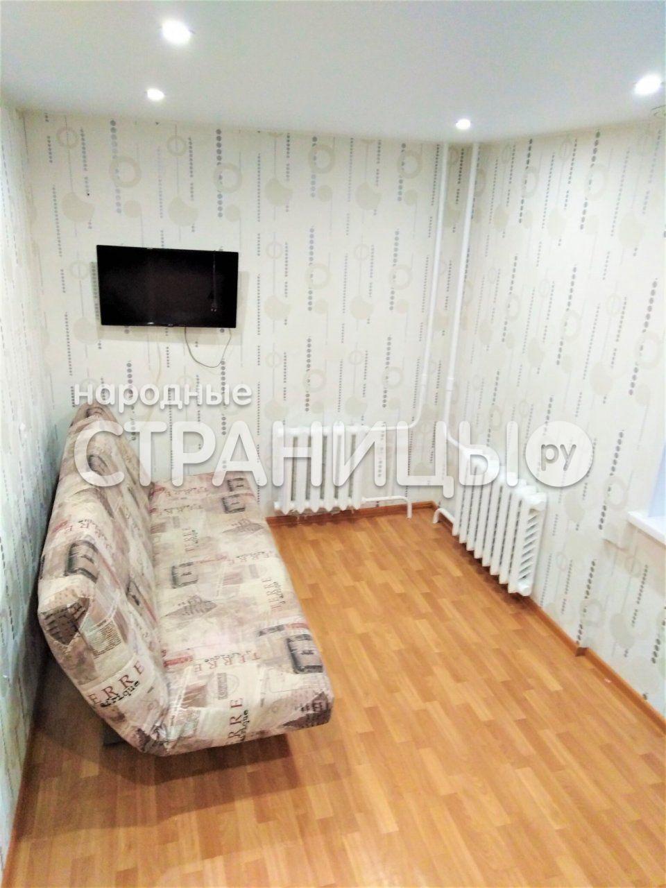 Комната в 1-к кв. 2 этаж, 30.0 кв.м.
