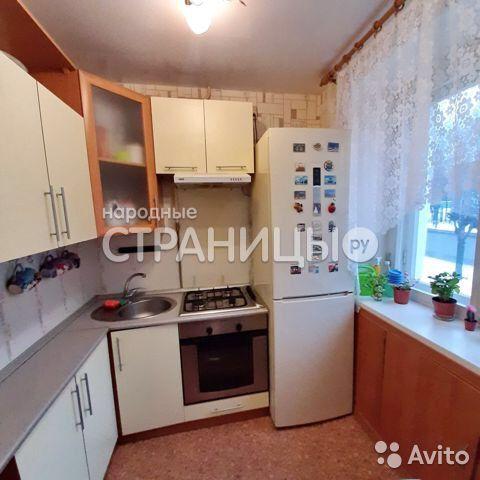 3-комнатная квартира, 61.2 м²,  1/5 эт. Кирпичный дом