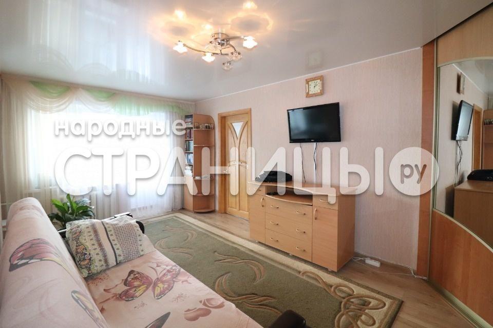 2-комнатная квартира, 43.0 м²,  4/5 эт. Кирпичный дом