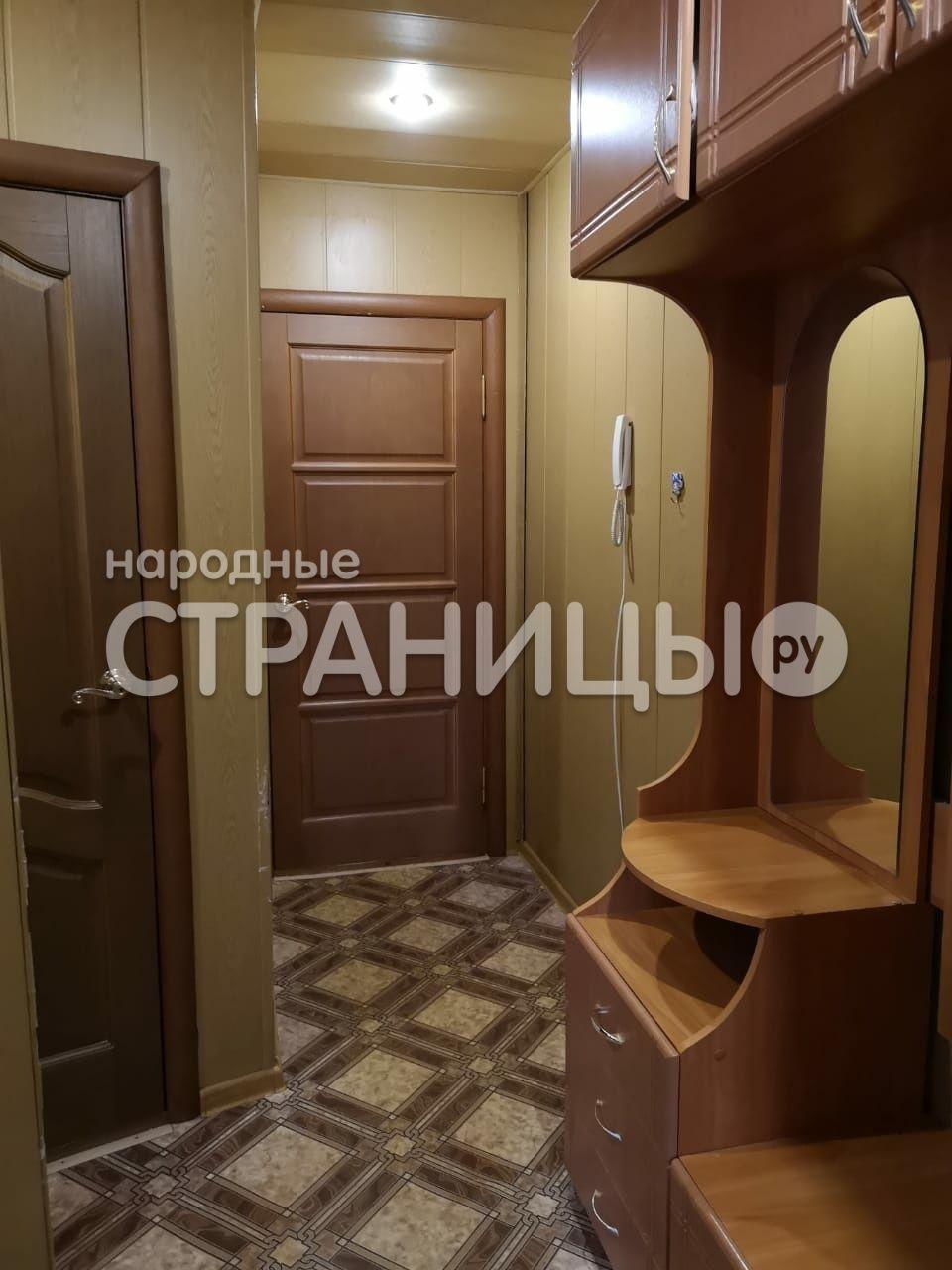 3-комнатная квартира, 50.5 м²,  4/5 эт. Кирпичный дом