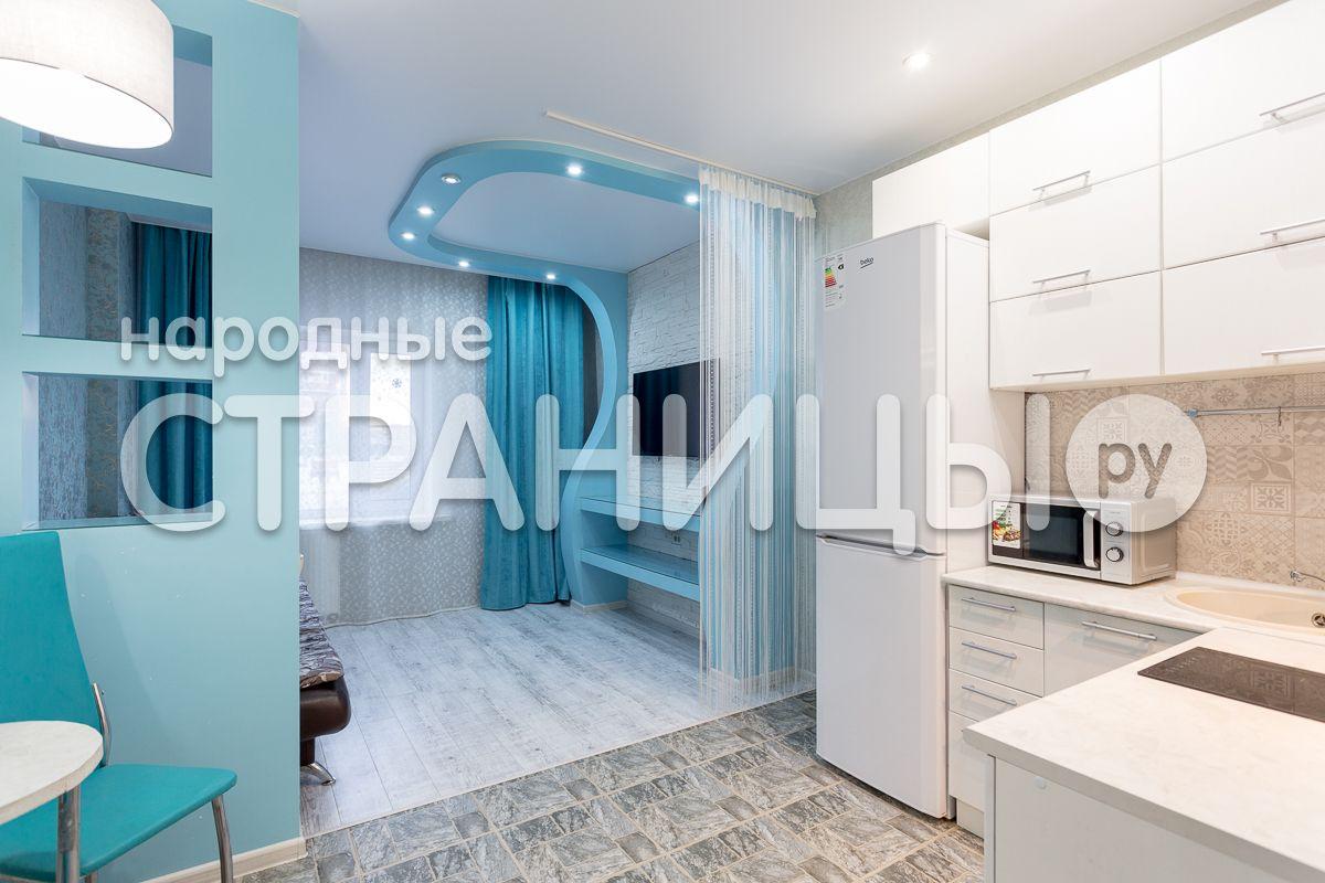 2-комнатная квартира, 45.0 м²,  1/8 эт. Кирпичный дом