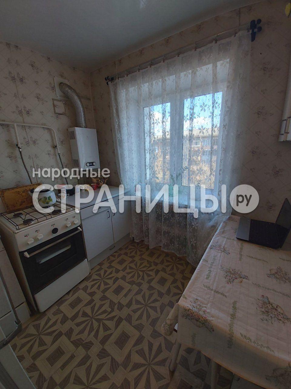 2-комнатная квартира, 43.5 м²,  5/6 эт. Кирпичный дом