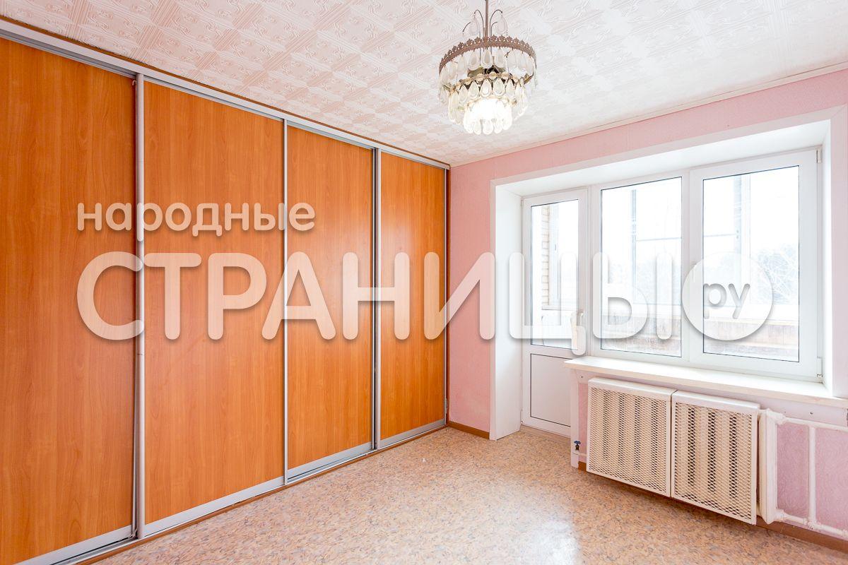 2-комнатная квартира, 49.0 м²,  3/9 эт. Кирпичный дом