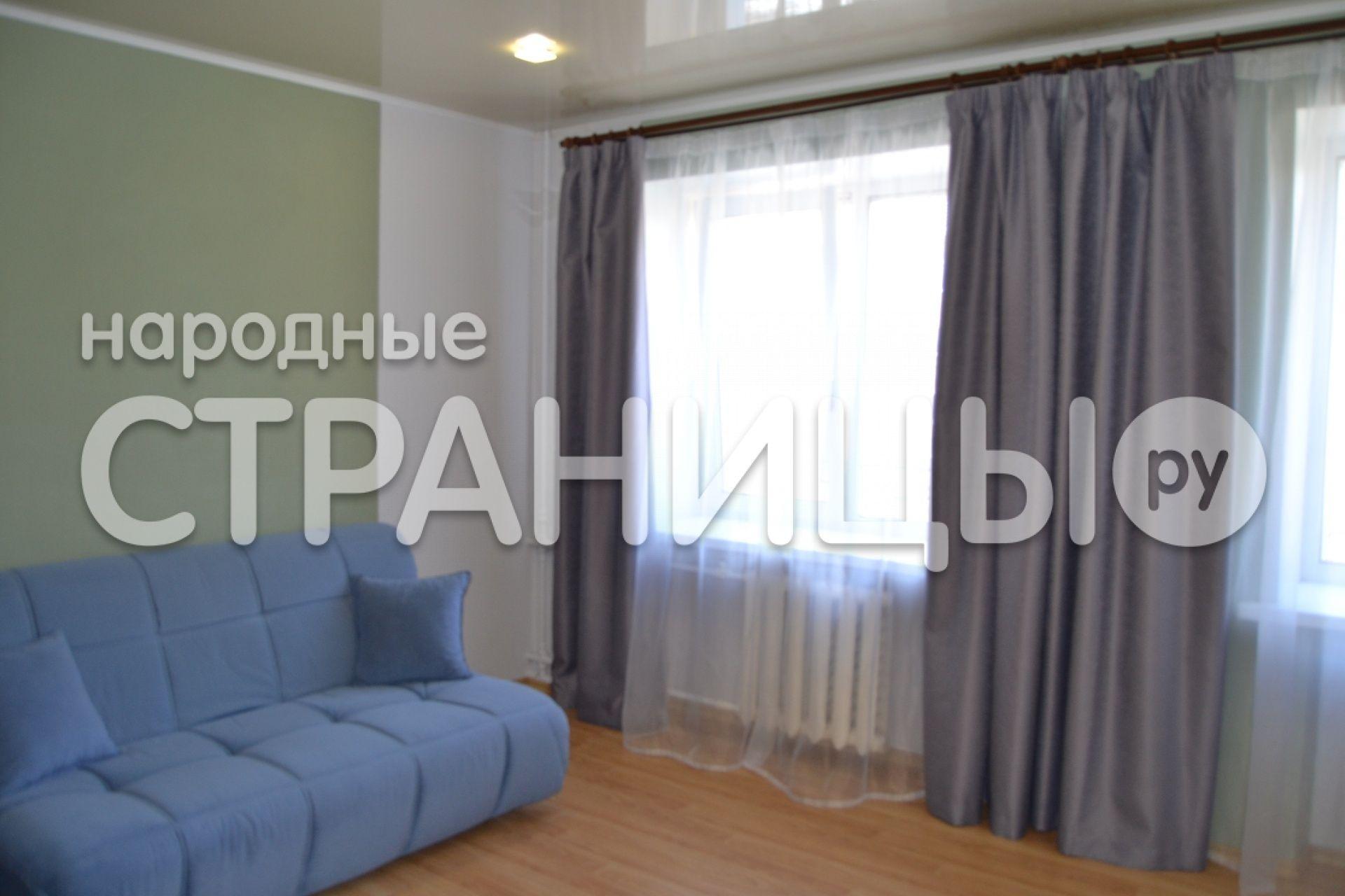 1-комнатная квартира, 23.3 м²,  3/5 эт. Кирпичный дом
