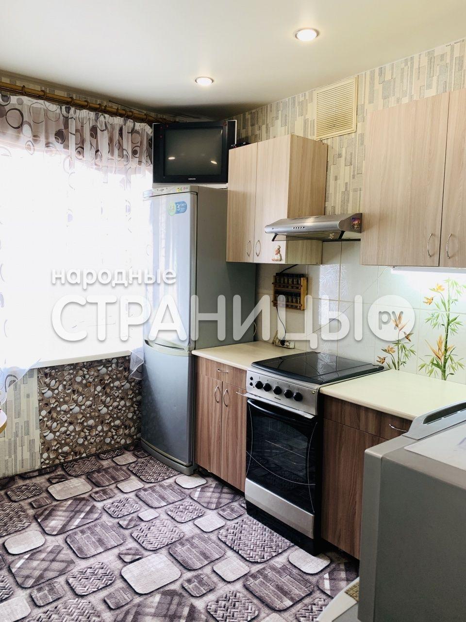1-комнатная квартира, 35.3 м²,  1/6 эт. Кирпичный дом
