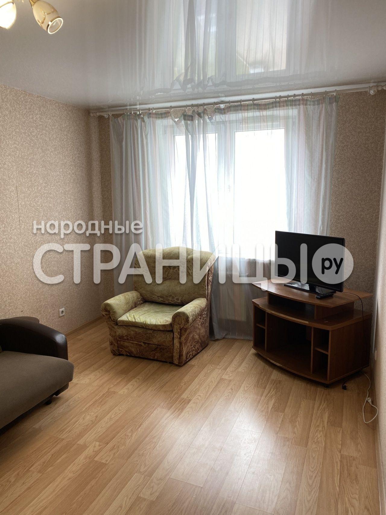 1-комнатная квартира, 34.5 м²,  4/16 эт. Панельный дом