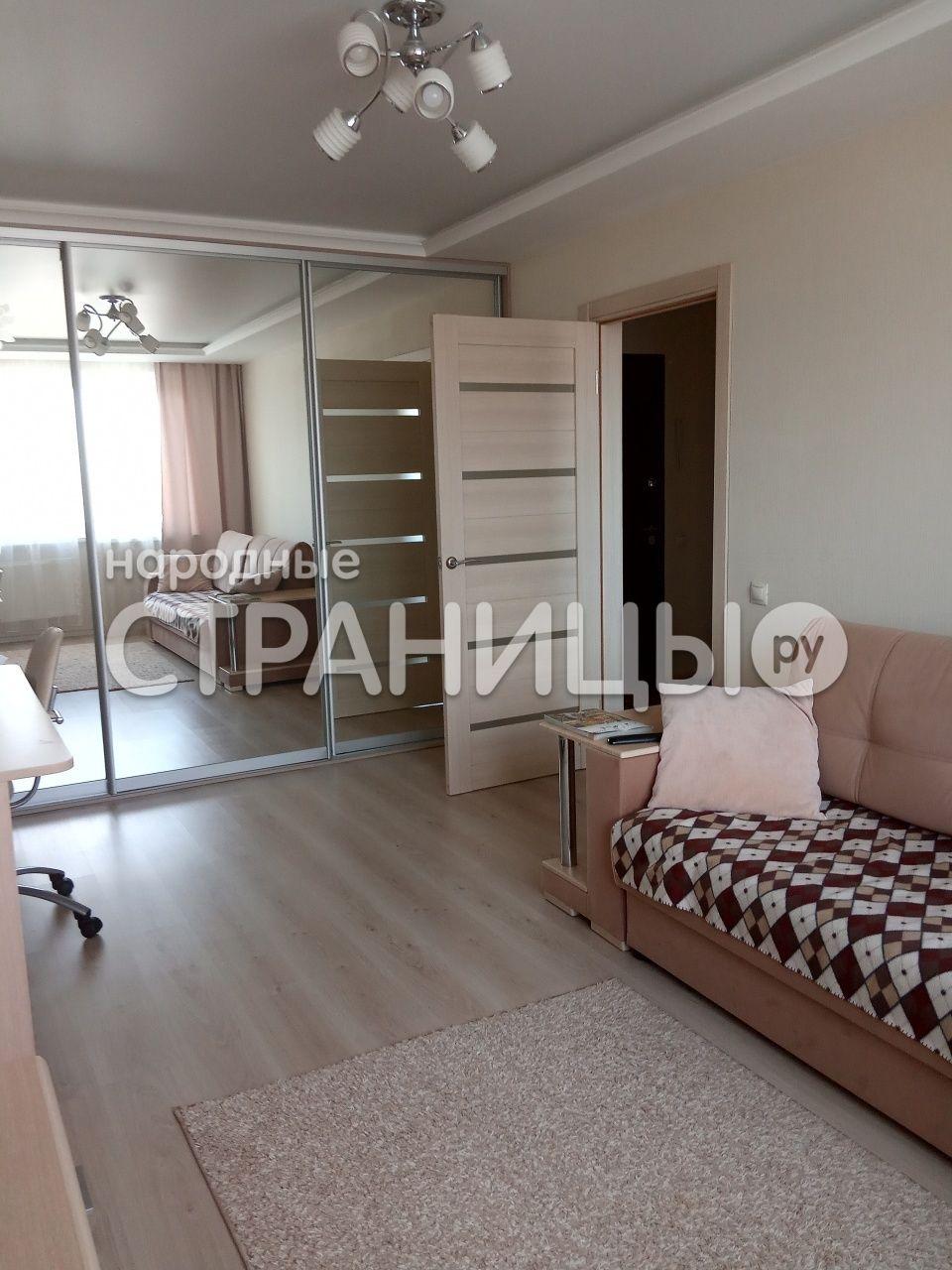 1-комнатная квартира, 35.0 м²,  16/16 эт. Панельный дом