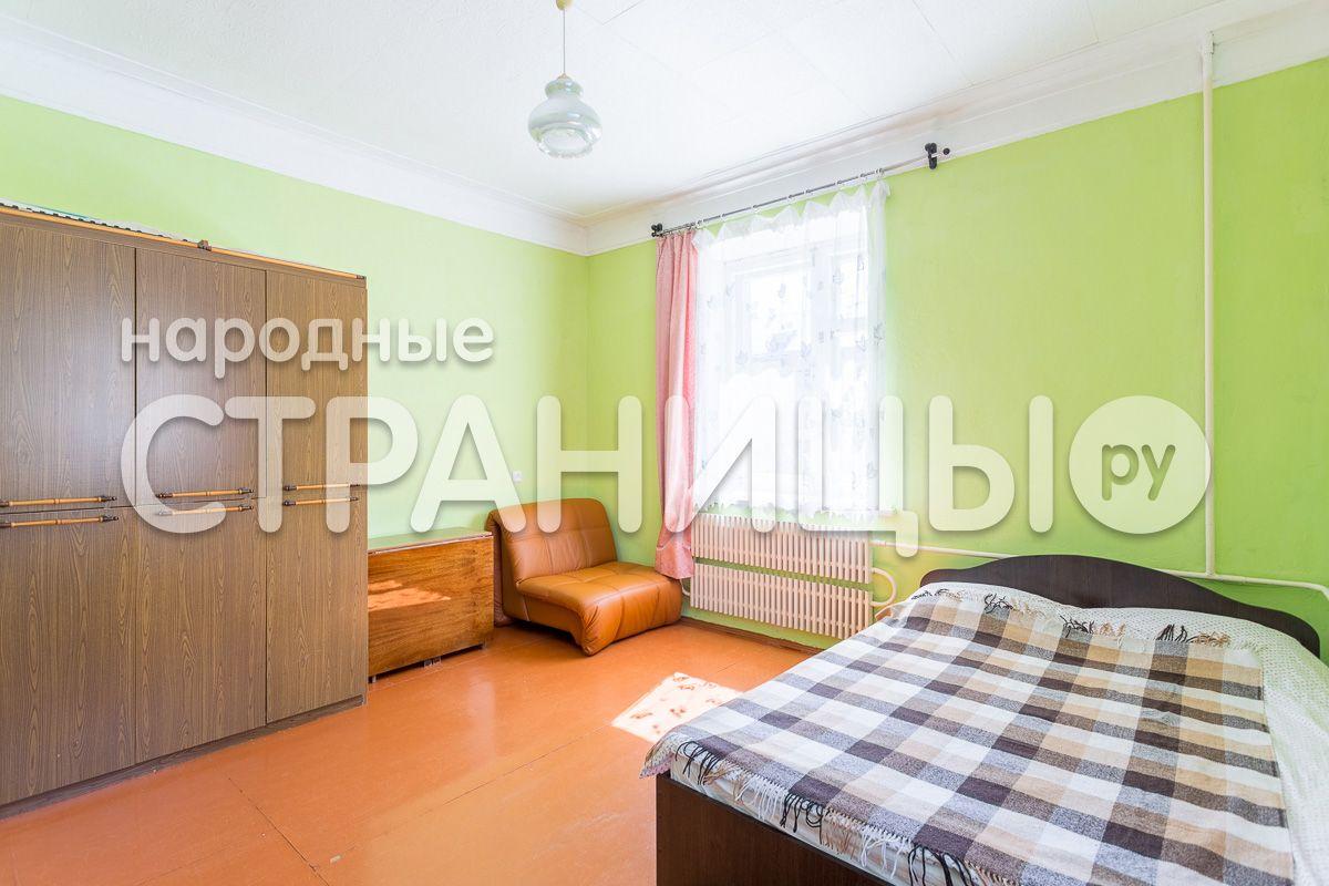 2-комнатная квартира, 60.0 м²,  3/3 эт. Кирпичный дом