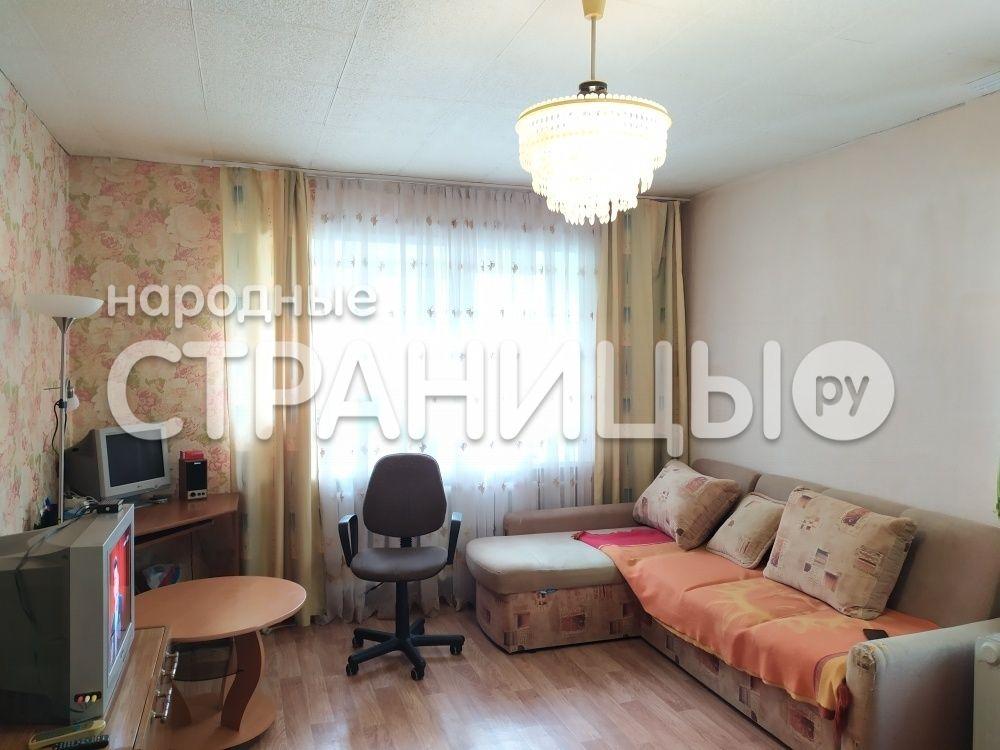 1-комнатная квартира, 33.2 м²,  5/5 эт. Кирпичный дом