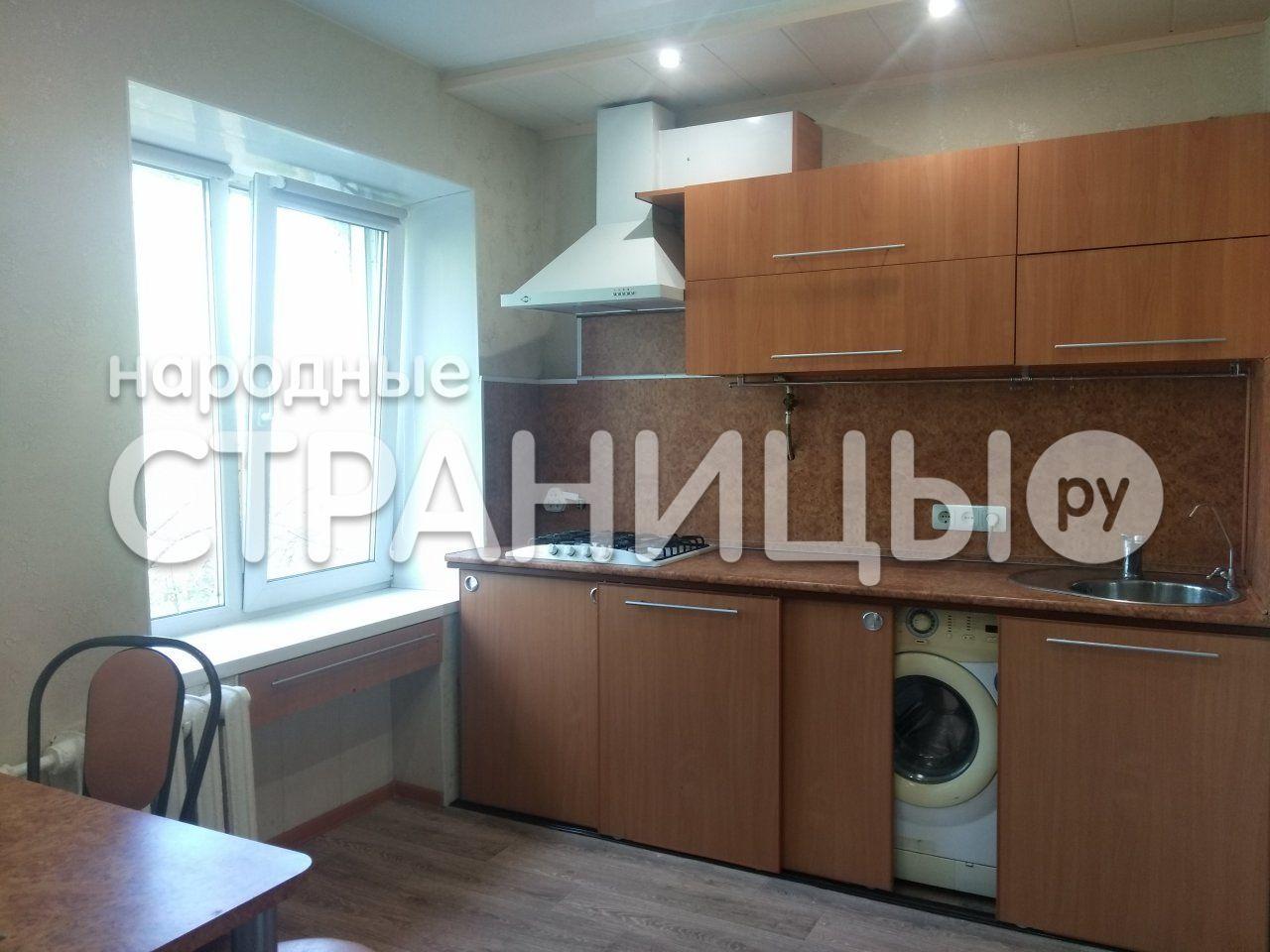 2-комнатная квартира, 44.2 м²,  5/5 эт. Кирпичный дом
