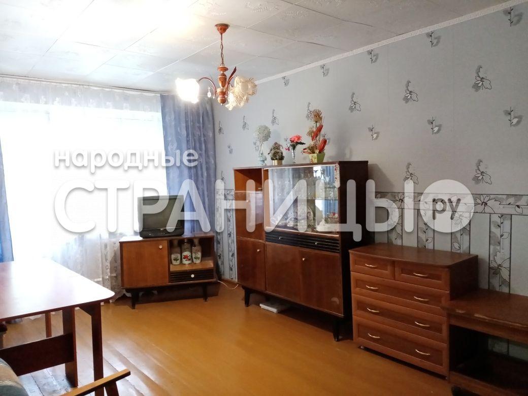2-комнатная квартира, 44.6 м²,  5/5 эт. Кирпичный дом