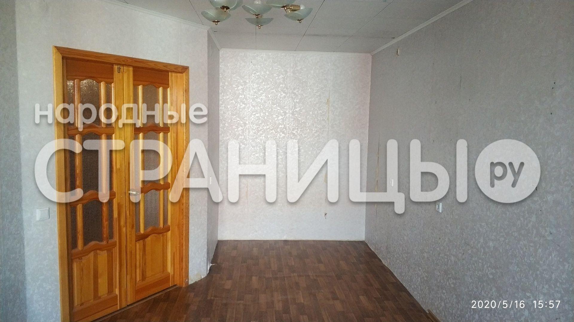 1-комнатная квартира, 34.2 м²,  4/6 эт. Кирпичный дом