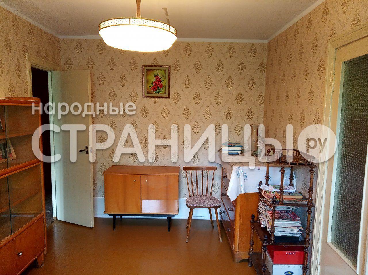 3-комнатная квартира, 60.4 м²,  5/9 эт. Кирпичный дом