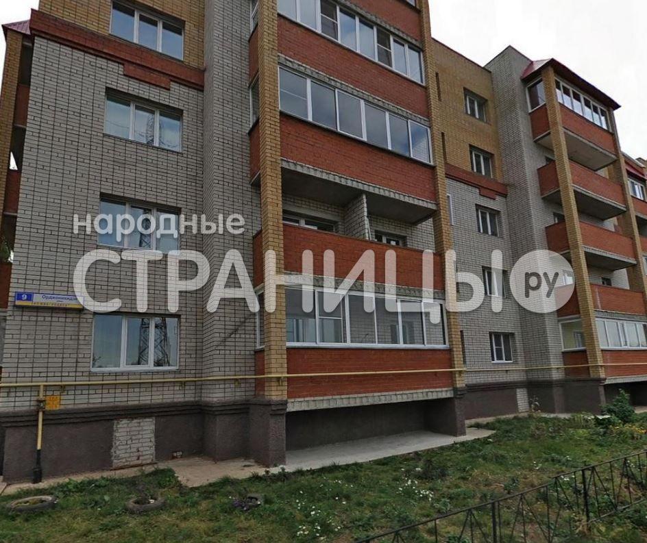 2-комнатная квартира, 52.0 м²,  5/5 эт. Кирпичный дом
