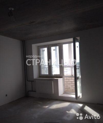 1-комнатная квартира, 36.5 м²,  4/17 эт. Панельный дом