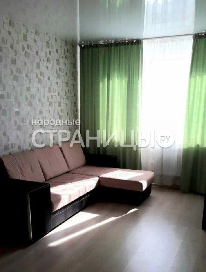 1-комнатная квартира, 33.0 м²,  5/17 эт. Панельный дом