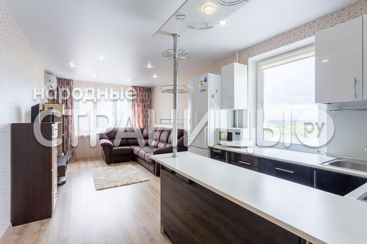 2-комнатная квартира, 40.1 м²,  1/1 эт. Панельный дом