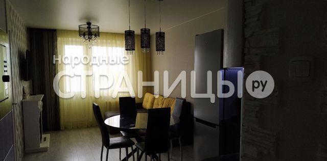 2-комнатная квартира, 72.0 м²,  12/17 эт. Панельный дом