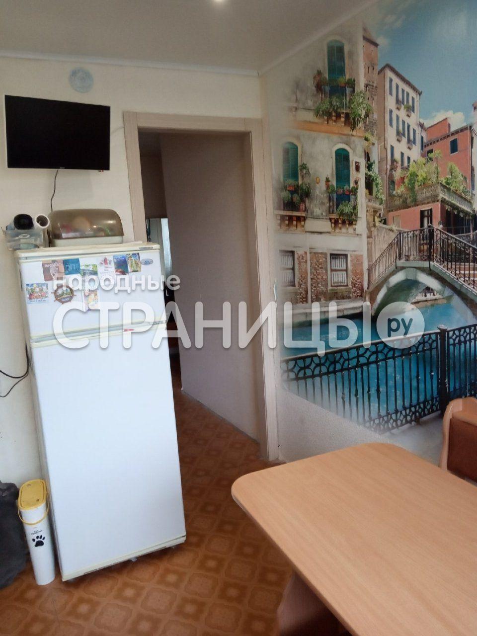 3-комнатная квартира, 50.2 м²,  5/5 эт. Кирпичный дом