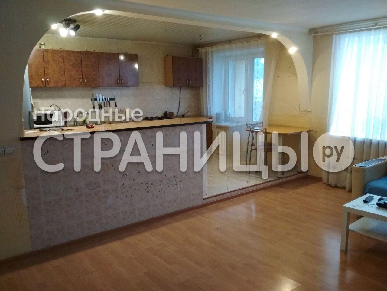 3-комнатная квартира, 85.3 м²,  1/5 эт. Кирпичный дом