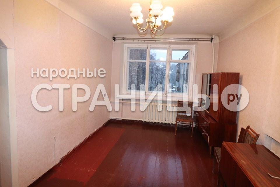 1-комнатная квартира, 30.0 м²,  3/5 эт. Кирпичный дом