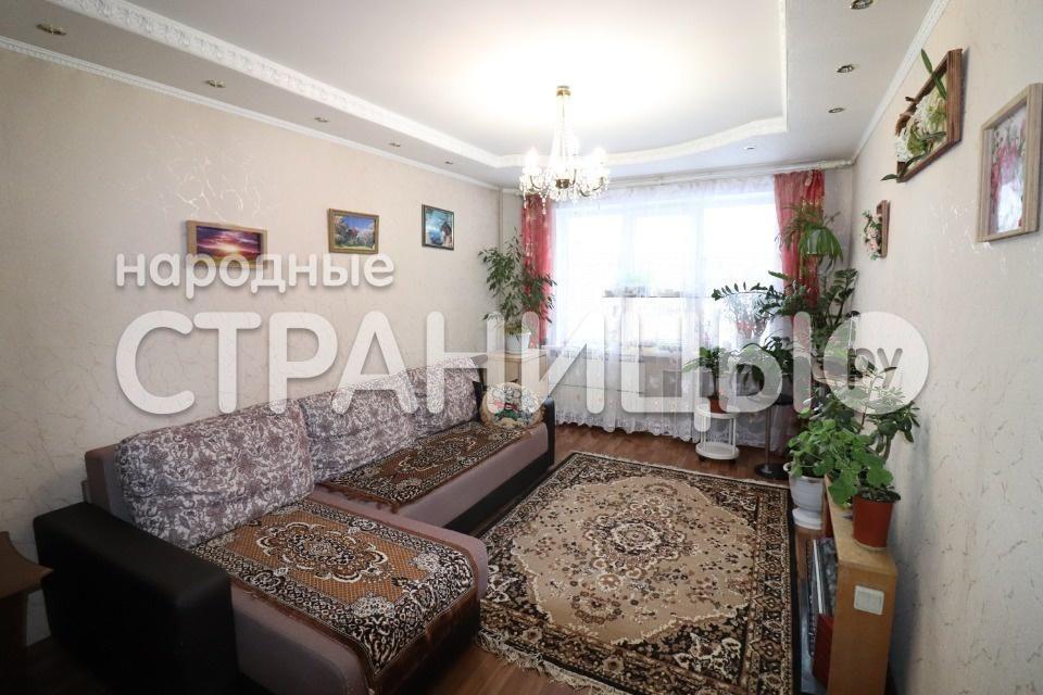 3-комнатная квартира, 66.0 м²,  4/10 эт. Панельный дом
