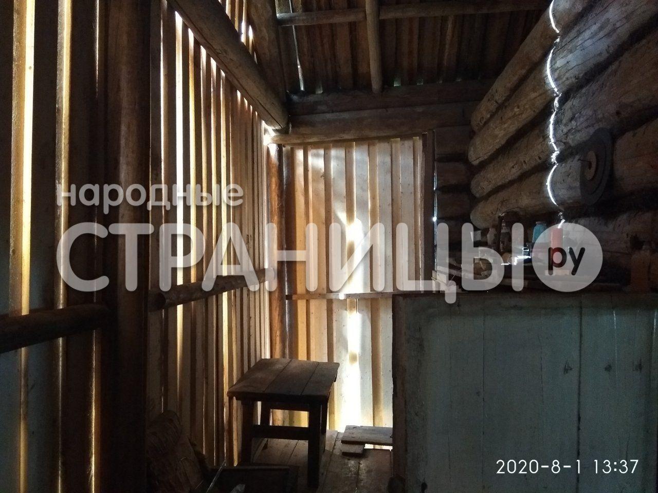 Дом 36.0 кв.м. 1 эт.  Деревянный