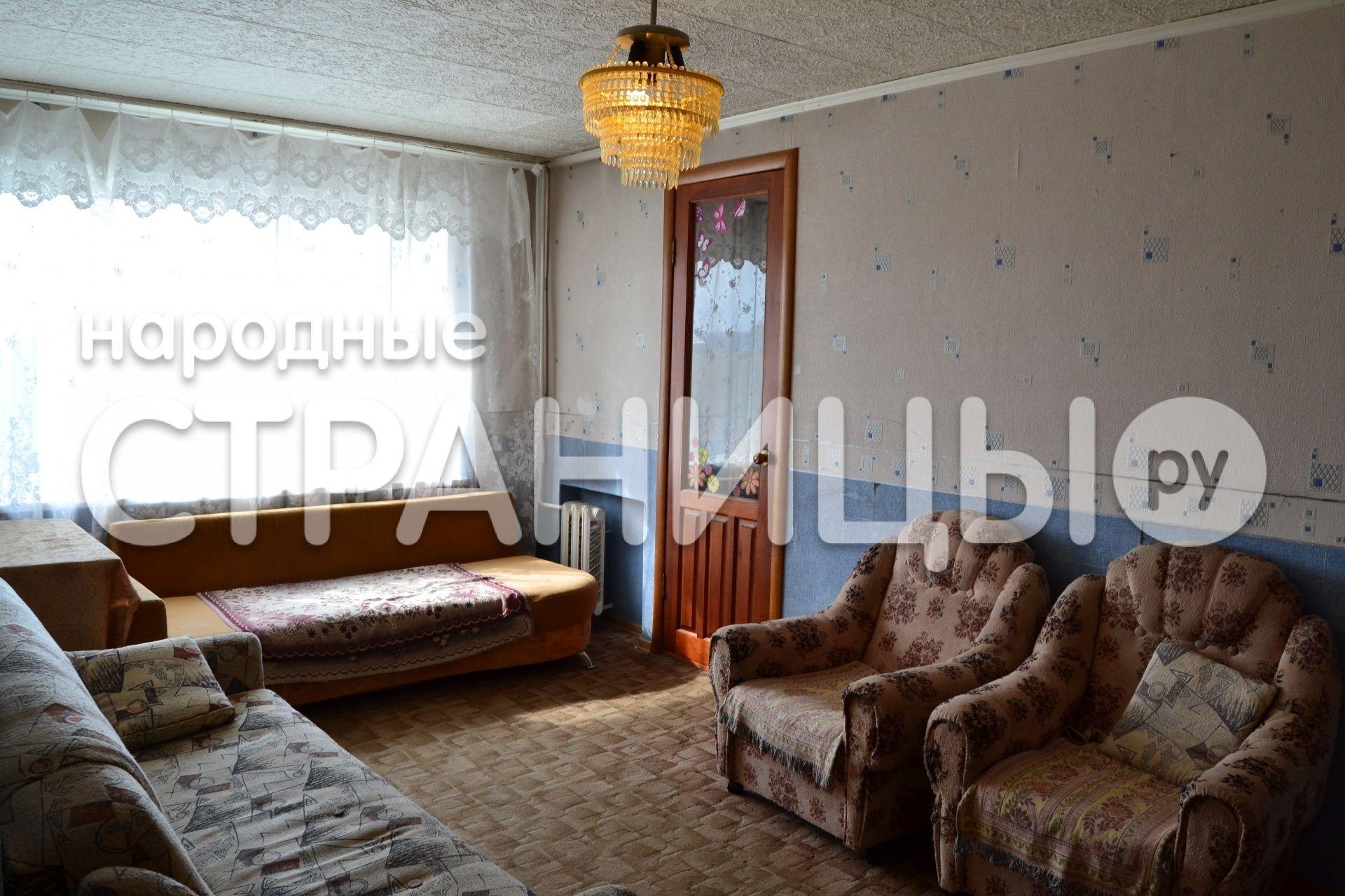 2-комнатная квартира, 45.2 м²,  4/9 эт. Кирпичный дом, Вторичное жилье