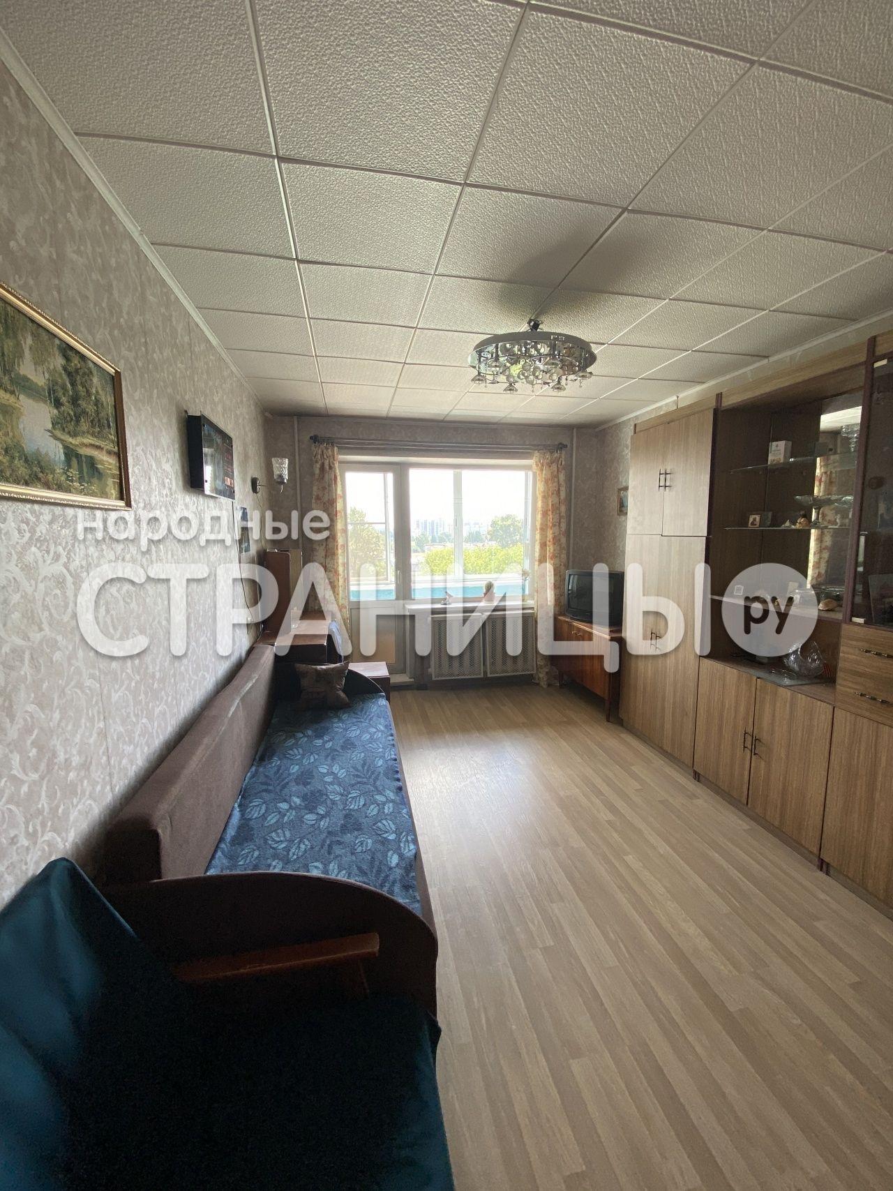 2-комнатная квартира, 51.0 м²,  4/9 эт. Панельный дом, Вторичное жилье
