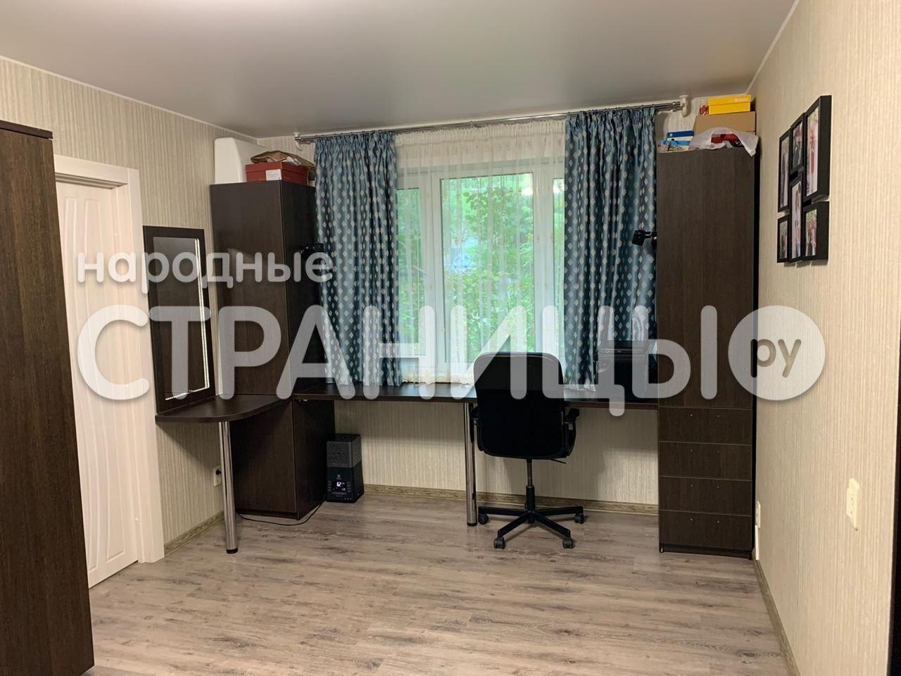 2-комнатная квартира, 46.0 м²,  1/5 эт. Панельный дом, Вторичное жилье