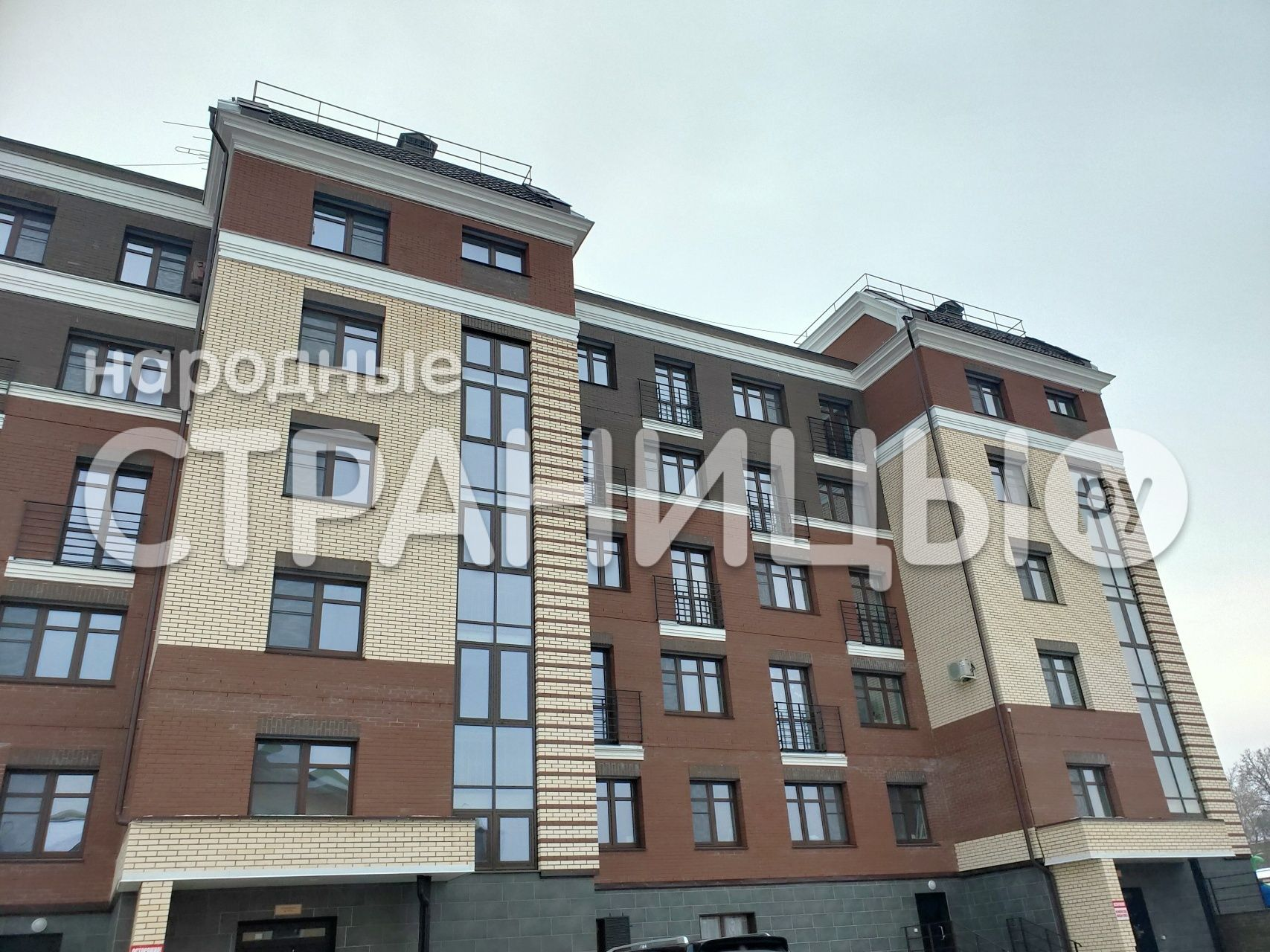 3-комнатная квартира, 105.0 м²,  3/5 эт. Кирпичный дом