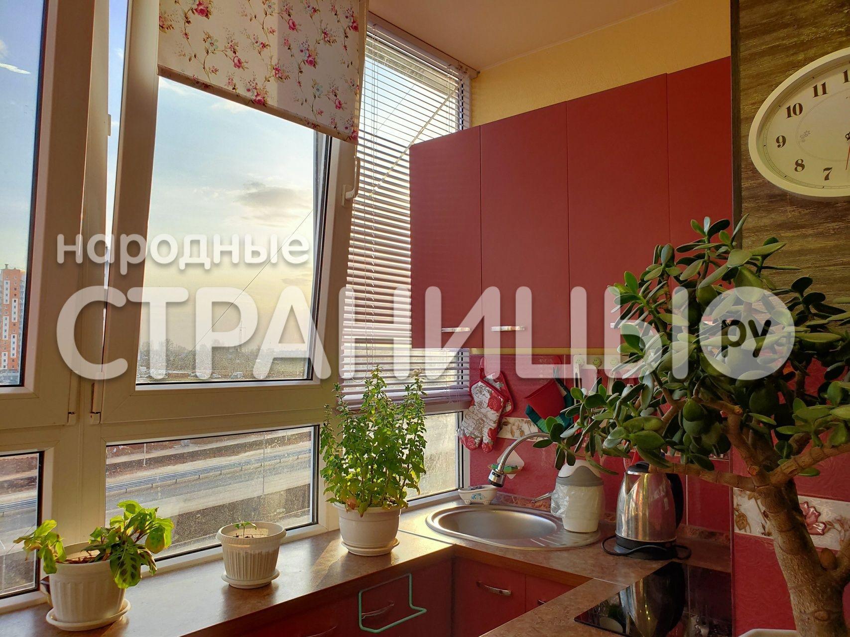 1-комнатная квартира, 25.0 м²,  6/17 эт. Панельный дом, Вторичное жилье