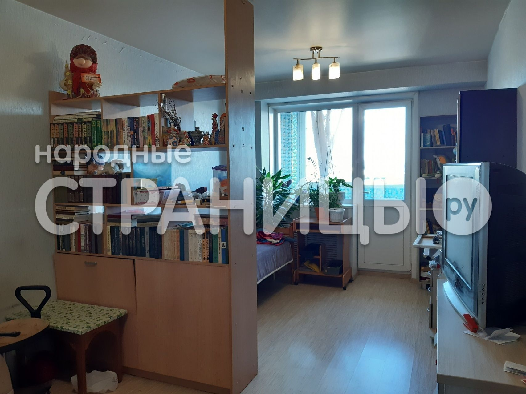 3-комнатная квартира, 81.5 м²,  9/10 эт. Кирпичный дом