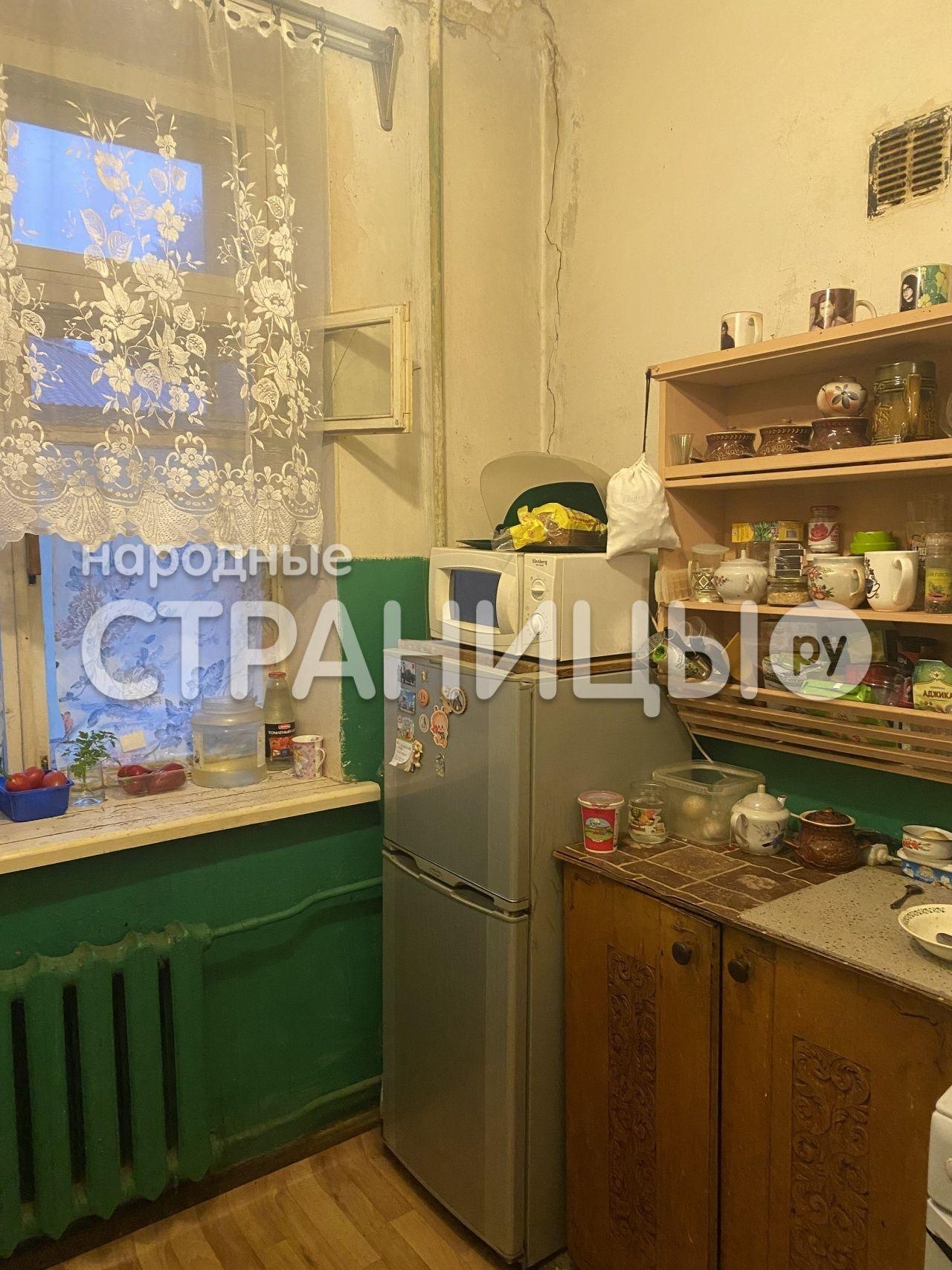 2-комнатная квартира, 50.2 м²,  2/2 эт. Кирпичный дом, Вторичное жилье