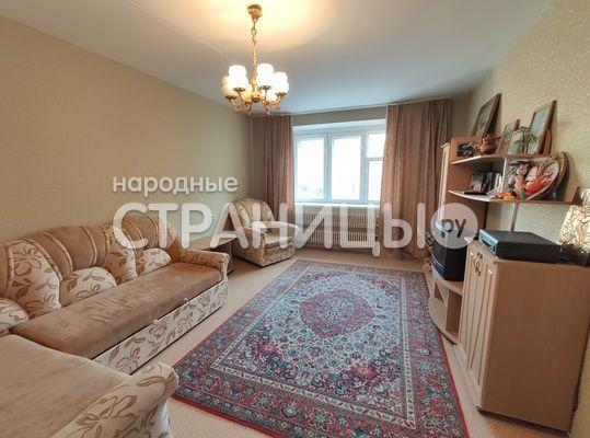 3-комнатная квартира, 71.3 м²,  5/10 эт. Кирпичный дом