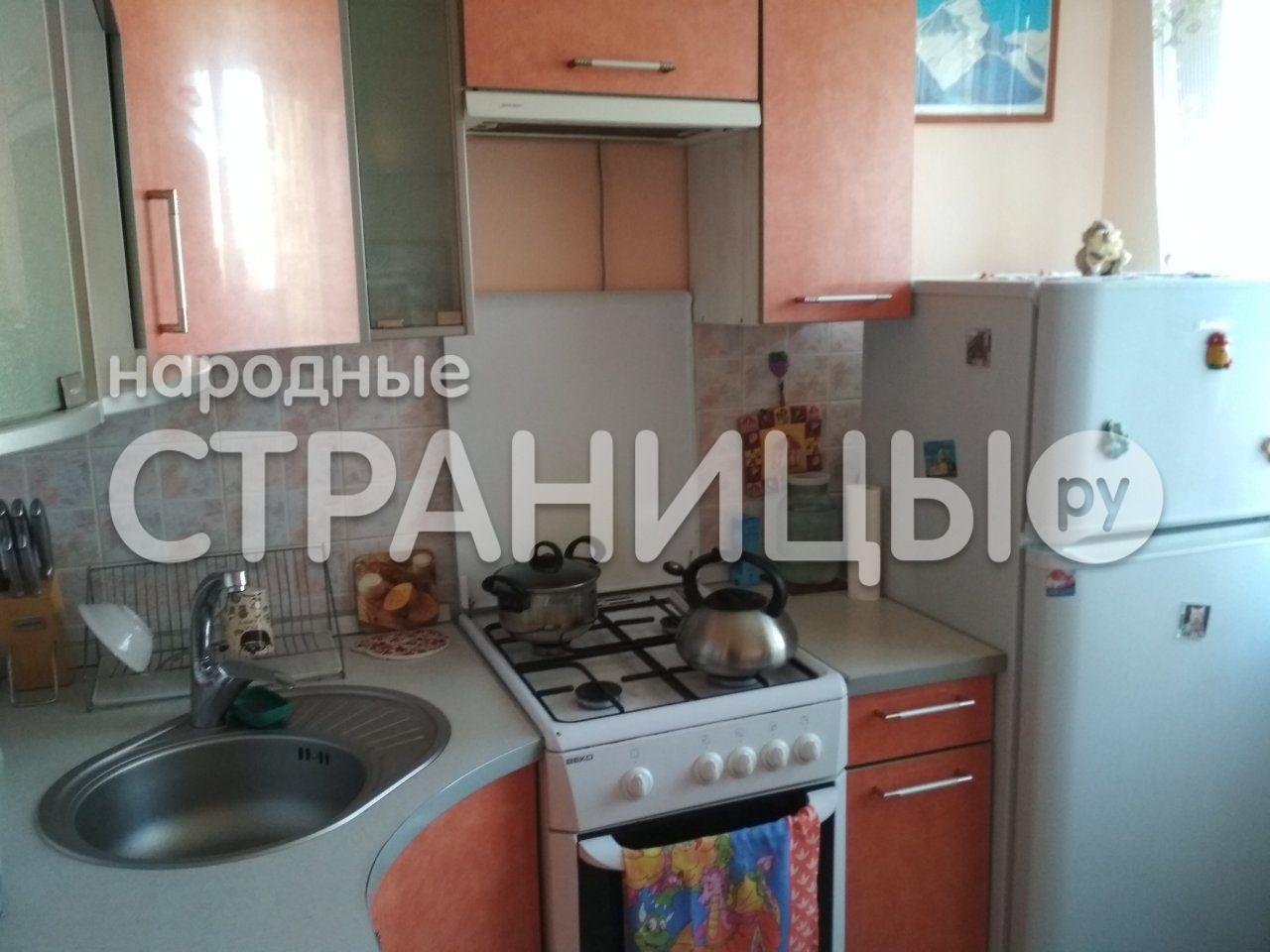 1-комнатная квартира, 29.4 м²,  5/5 эт. Кирпичный дом, Вторичное жилье