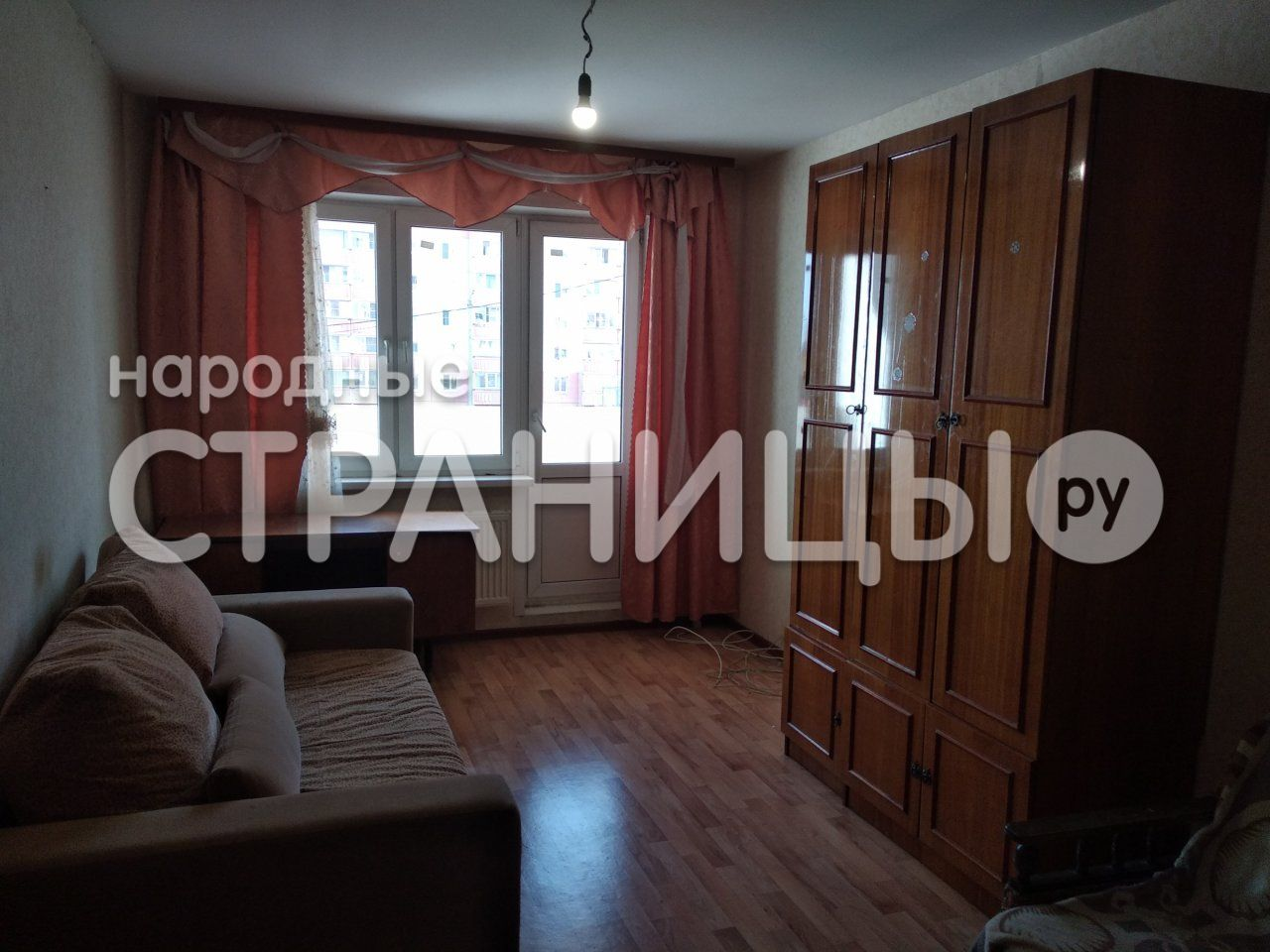 1-комнатная квартира, 40.0 м²,  1/1 эт. Панельный дом, Вторичное жилье