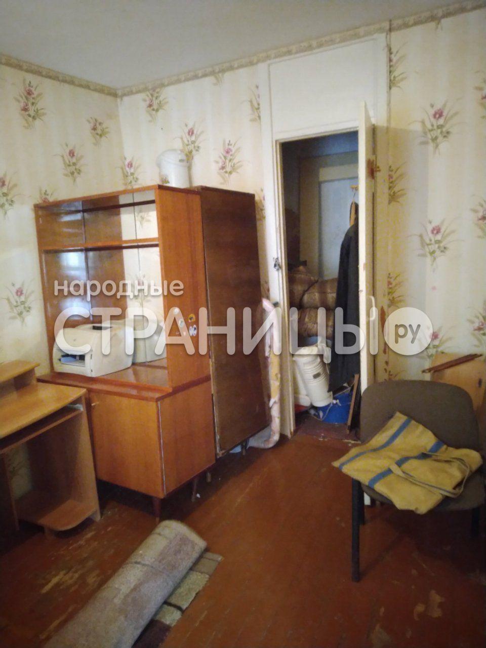 2-комнатная квартира, 44.3 м²,  1/5 эт. Панельный дом, Вторичное жилье