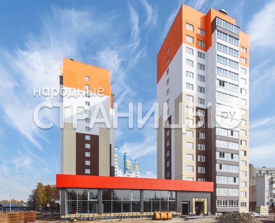 3-комнатная квартира, 59.3 м²,  1/16 эт. Панельный дом